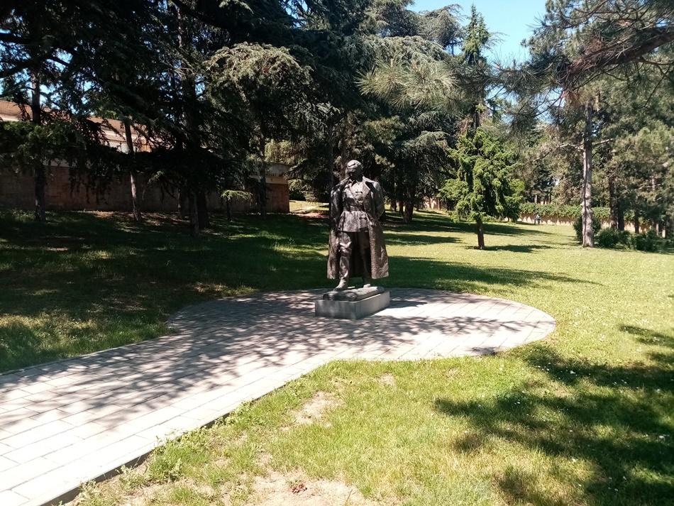 Skulptura Maršal Tito u Beogradu